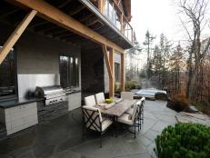 HGTV Dream Home 2011 Outdoor Kitchen