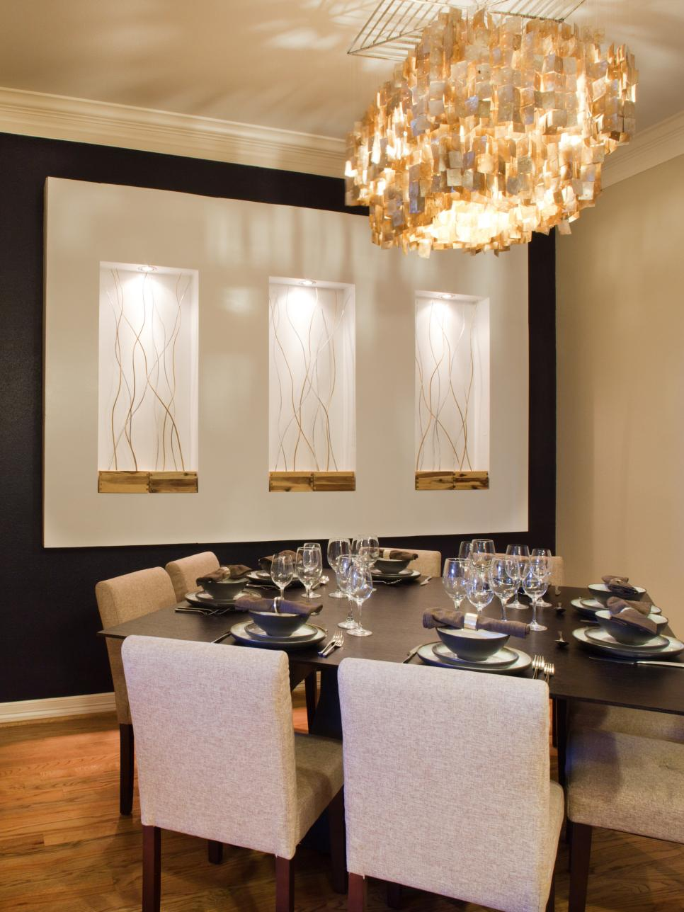 15 dining room decorating ideas hgtv for 15 x 11 living room