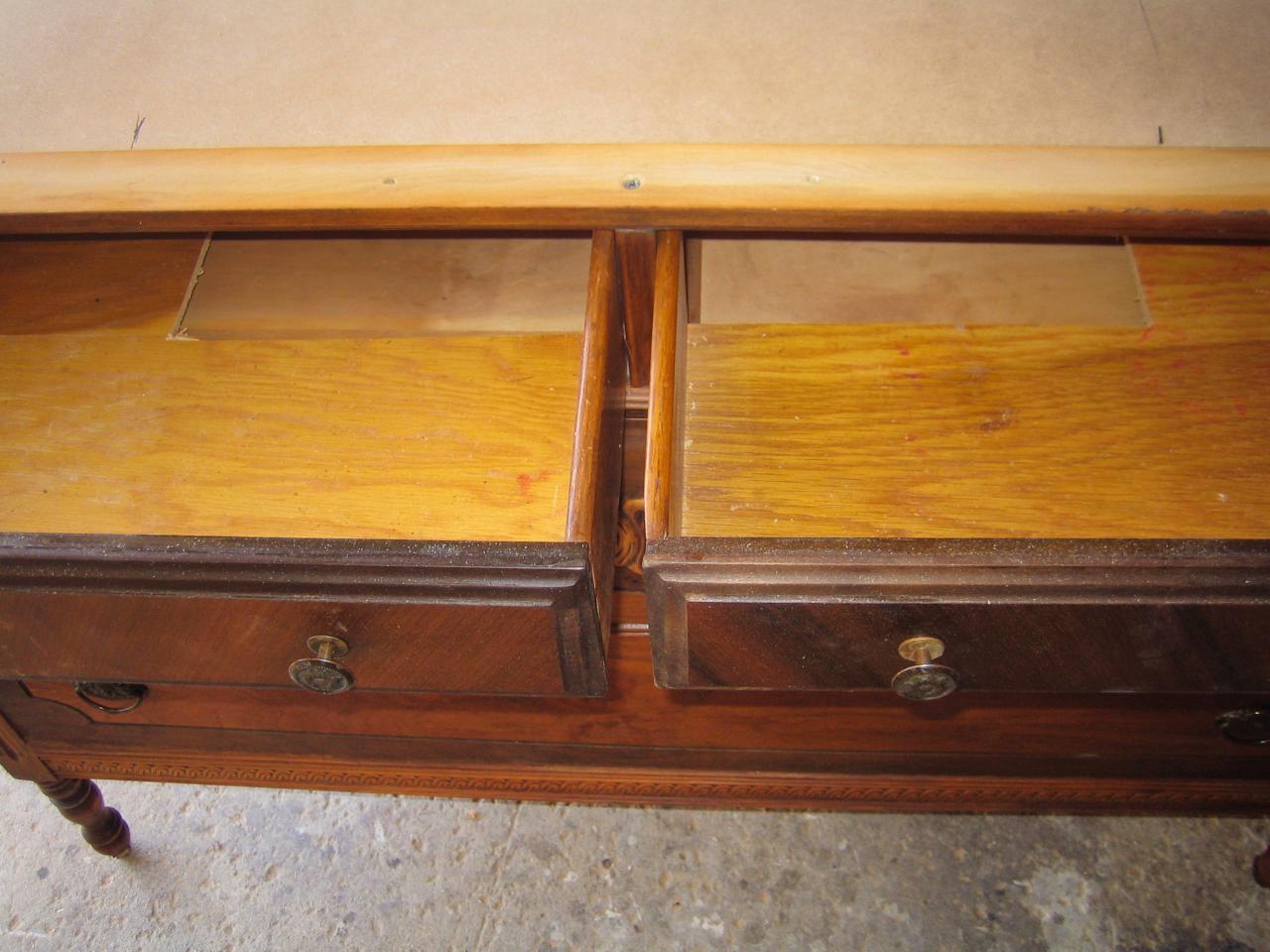 build drawer frame for bathroom vanity