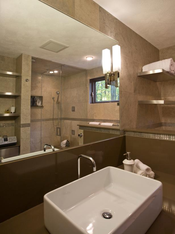 Search viewer hgtv for Photos of contemporary bathrooms