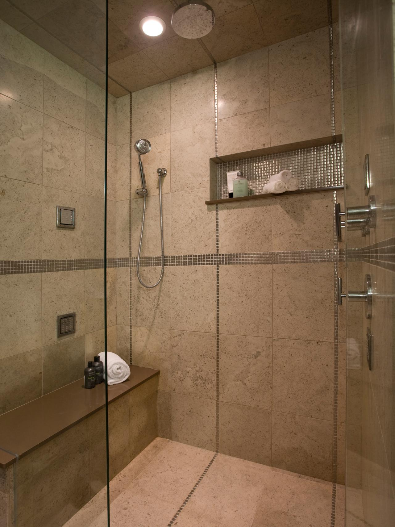 Photos hgtv Modern bathroom tile images