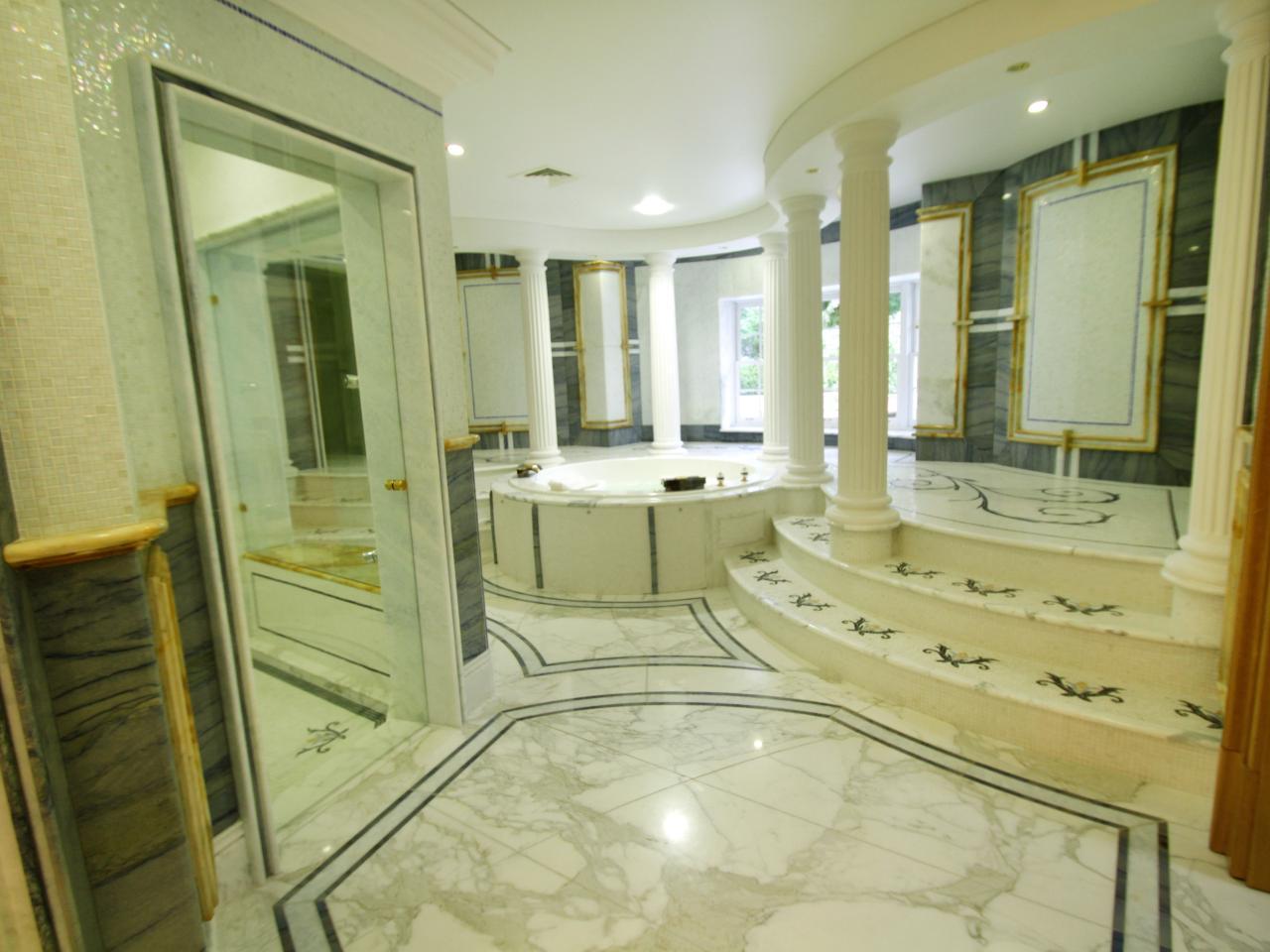 pics for million dollar bathrooms