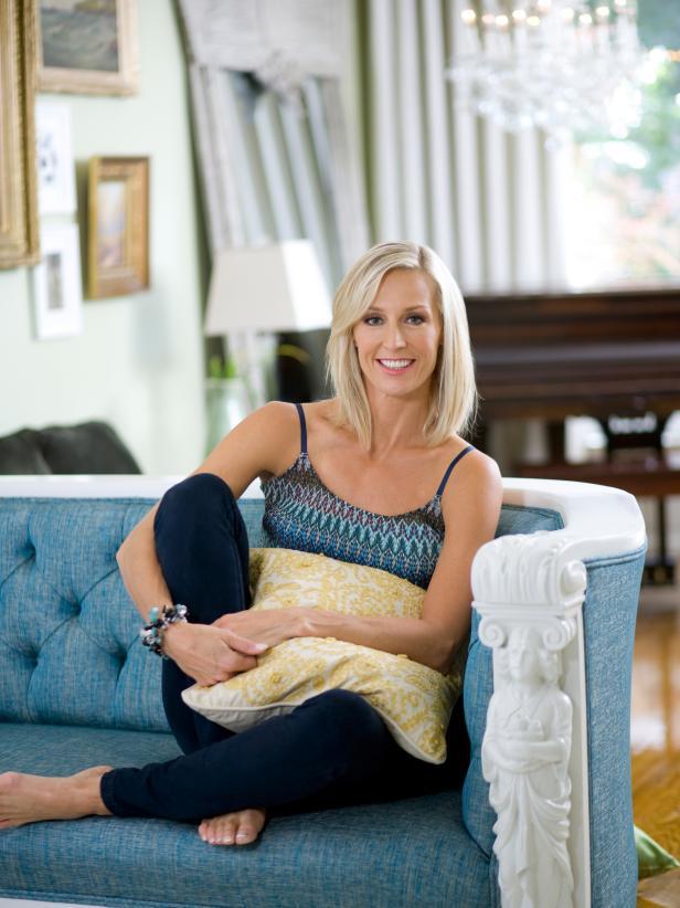 "Candice Olson, Host of HGTV's ""Divine Design"""