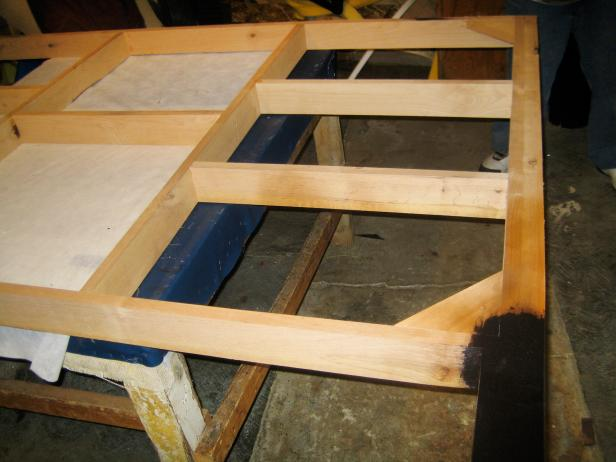 Build a Headboard Frame