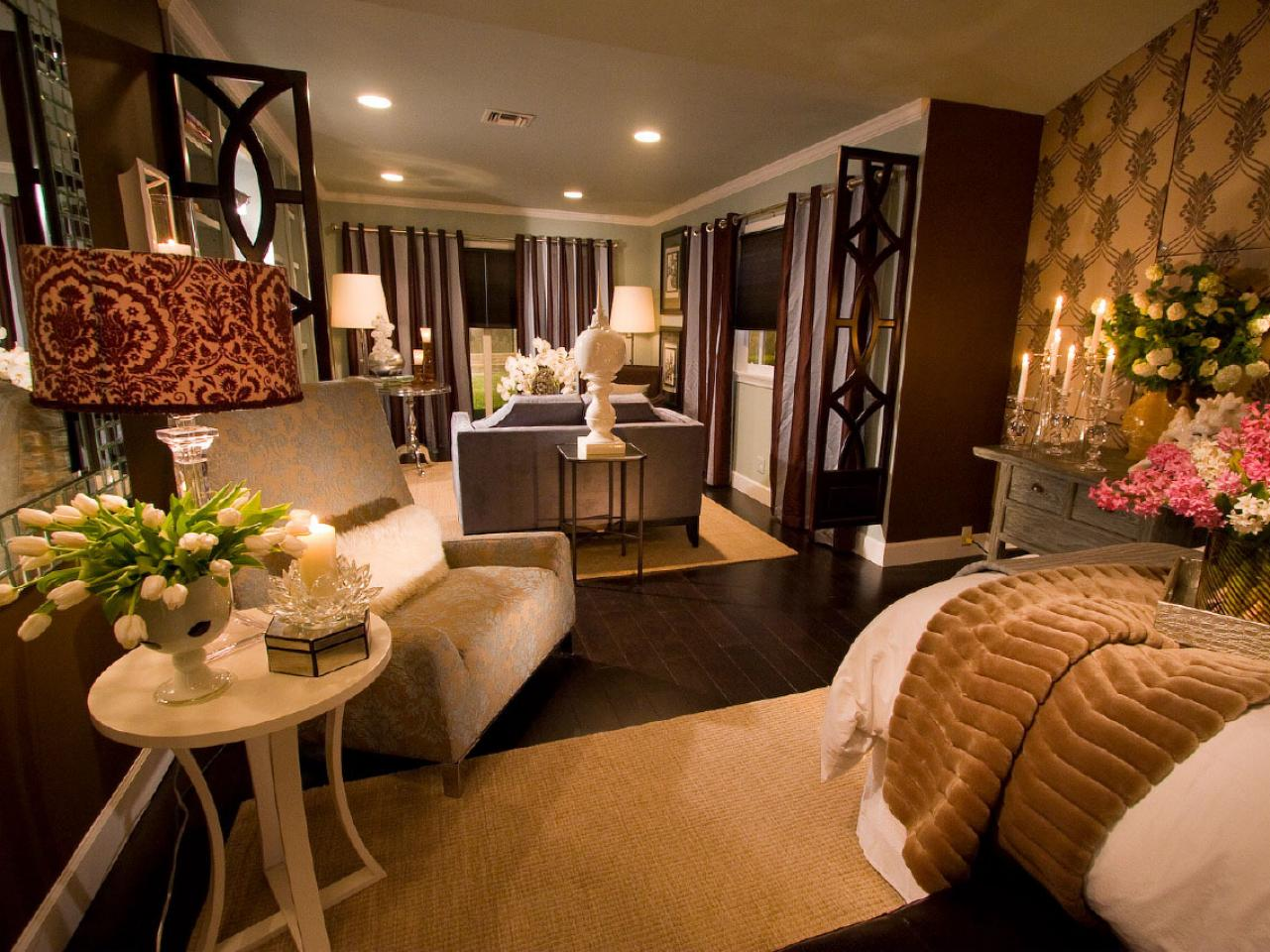 Interior Bedroom Furniture Arrangement Ideas bedroom layout ideas hgtv designer tips for an ideal layout