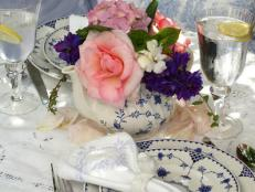 Elegant Table Settings elegant table settings for all occasions | hgtv