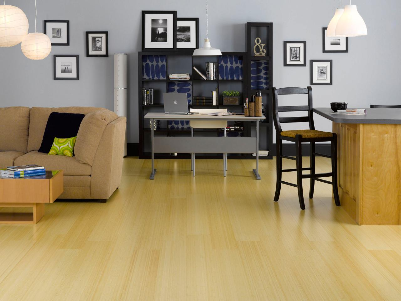 Is Bamboo Flooring Good For Kitchens Flooring Buyers Guide Hgtv