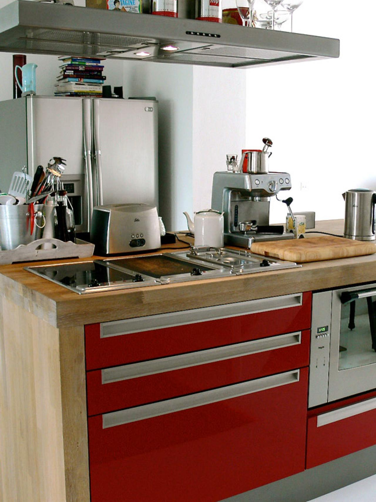 Small Space Kitchen Appliances Small Kitchen Appliances Pictures Ideas Tips From Hgtv Hgtv