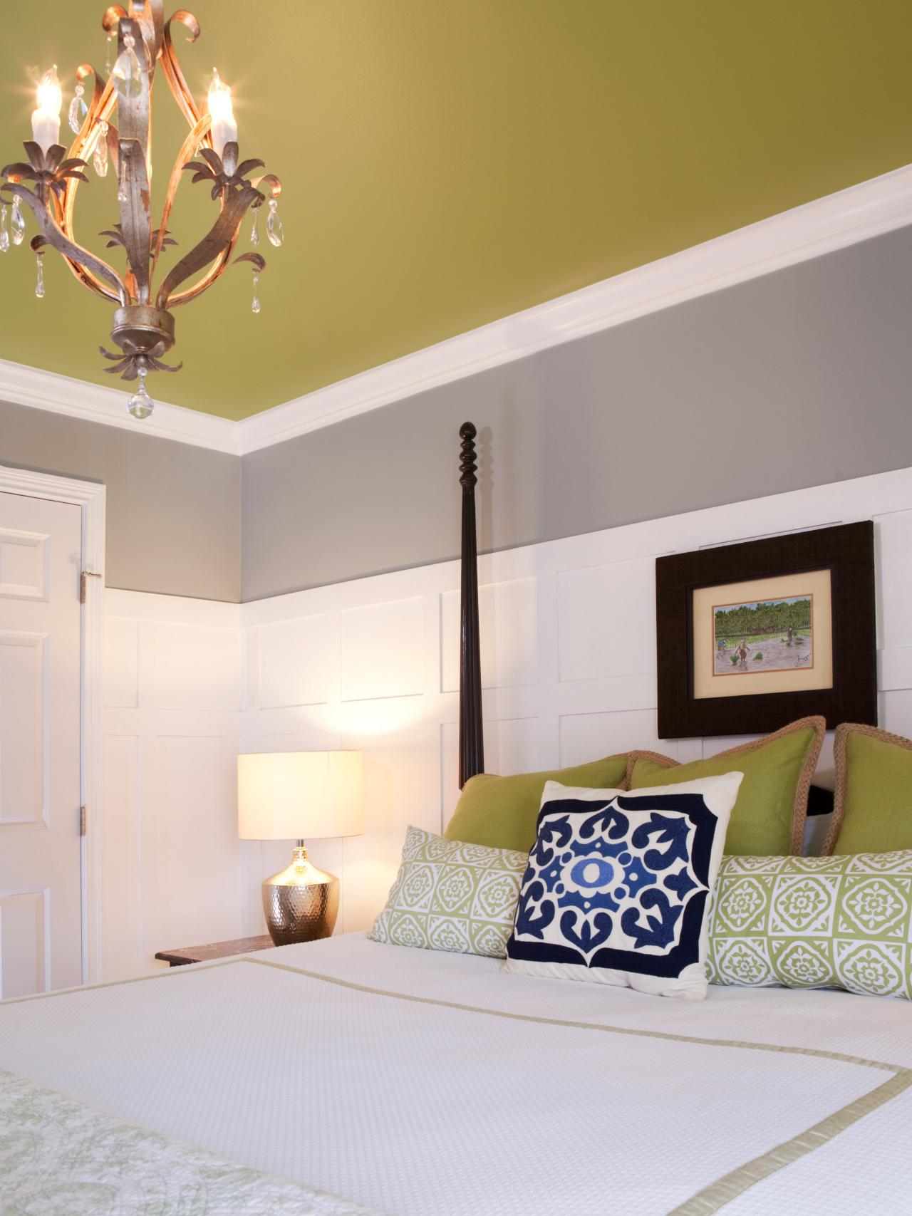 Intimate Yet Dramatic. Bedroom Wall Color Schemes  Pictures  Options   Ideas   HGTV