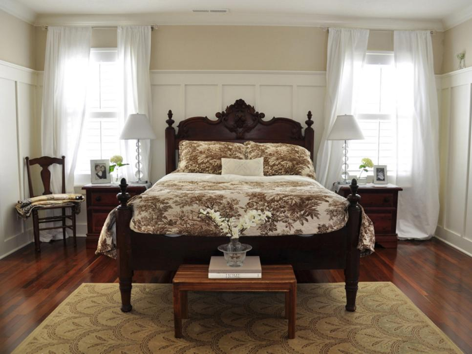 Budget Bedroom UpdatesHGTV