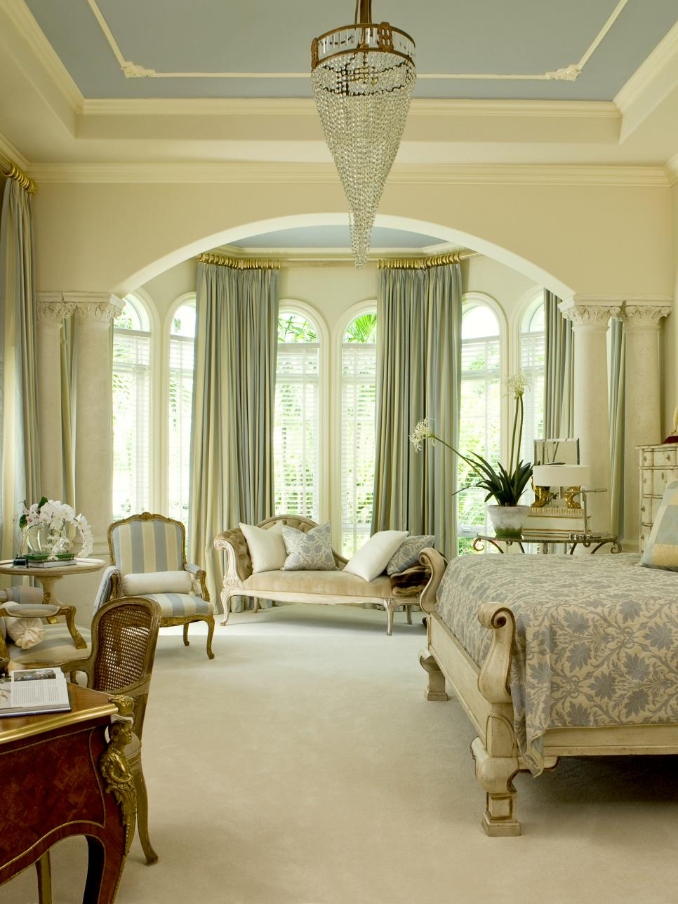8 window treatment ideas for your bedroom hgtv. Interior Design Ideas. Home Design Ideas