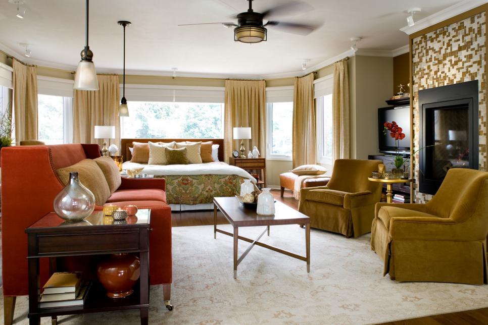 10 Bedroom Retreats From Candice Olson 10 Photos