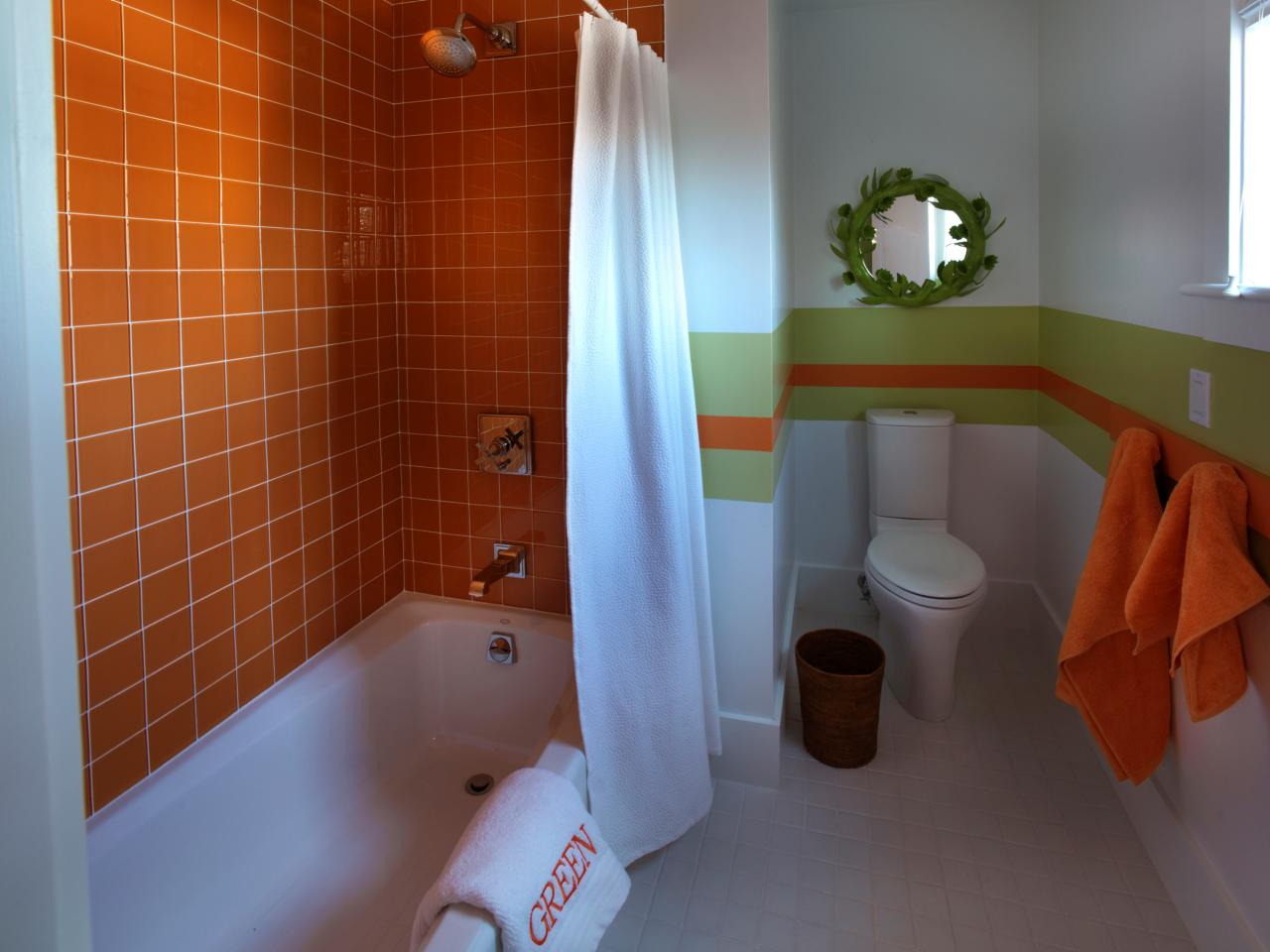 Kid's Bathroom Decor: Pictures, Ideas & Tips From HGTV