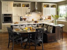 Islands In Kitchens beautiful pictures of kitchen islands: hgtv's favorite design