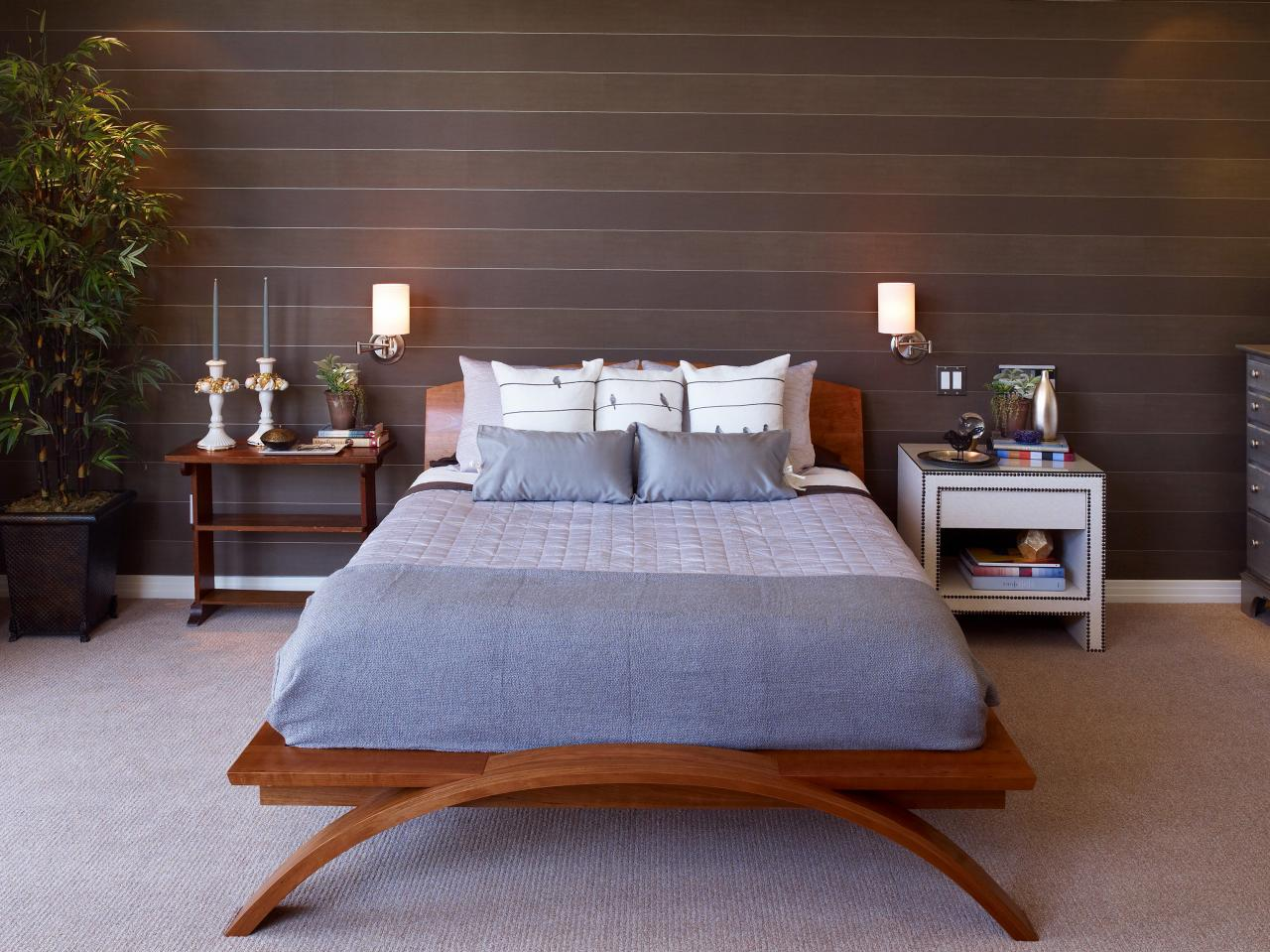 modern bedroom colors pictures options ideas hgtv - Ideas In The Bedroom