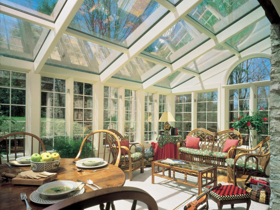 Sunrooms And Conservatories HGTV