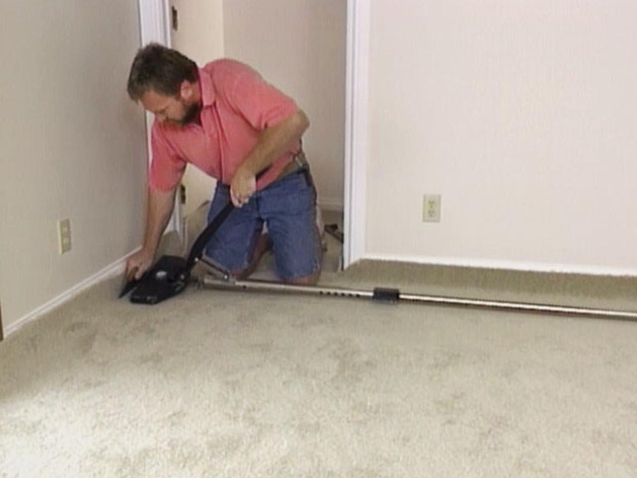 How to Install Wall-to-Wall Carpet Yourself | HGTV