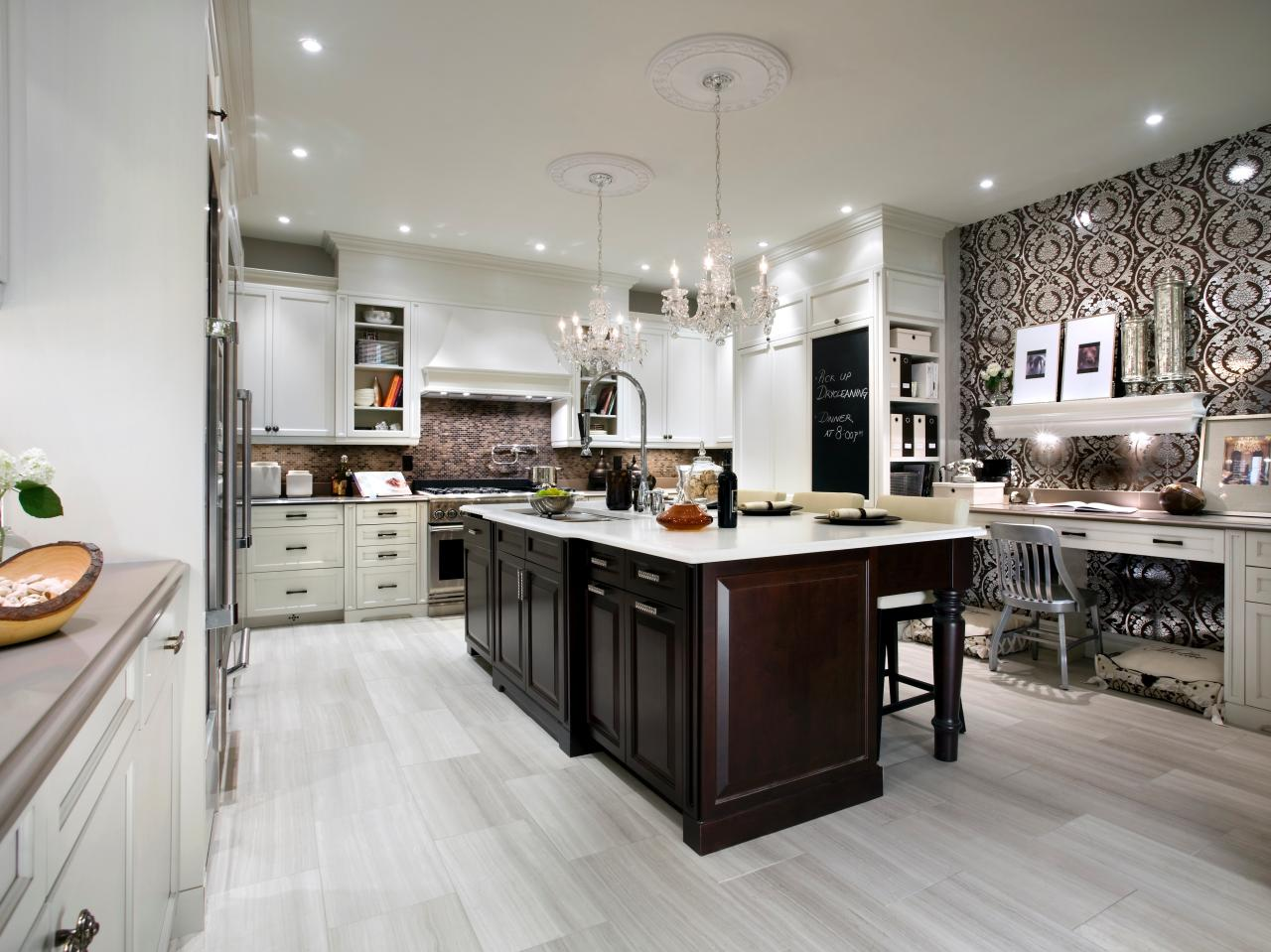 Http Www Hgtv Com Design Rooms Kitchens Inviting Kitchen Designs By Candice Olson Pictures