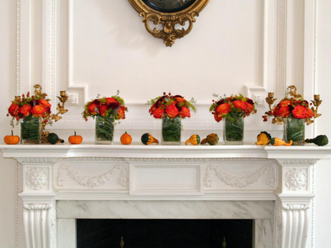 8 fabulous fall mantel ideas hgtv u0027s decorating u0026 design blog hgtv