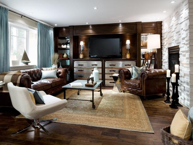 top 12 living rooms by candice olson 12 photos - Ideas Of Living Room Decorating
