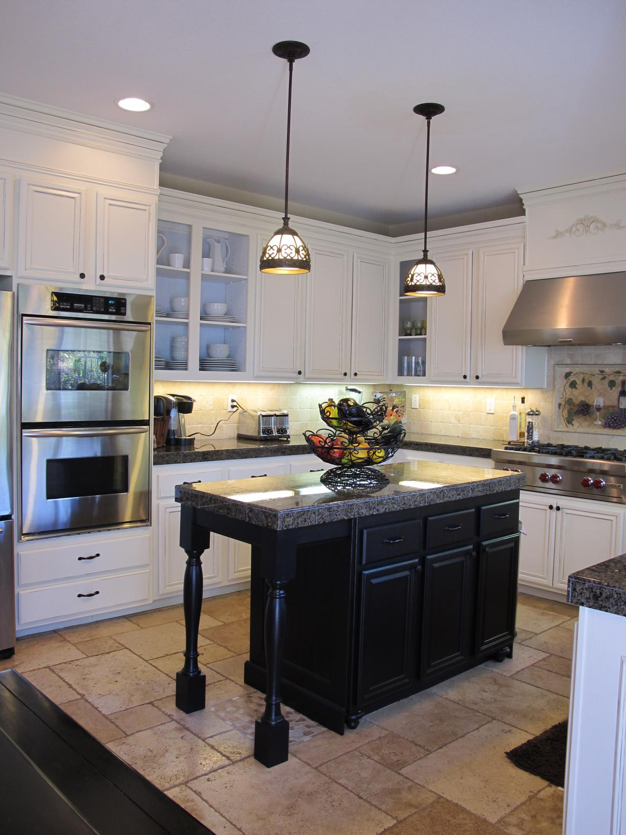 Tags: - Painted Kitchen Cabinet Ideas: Pictures, Options, Tips & Advice HGTV