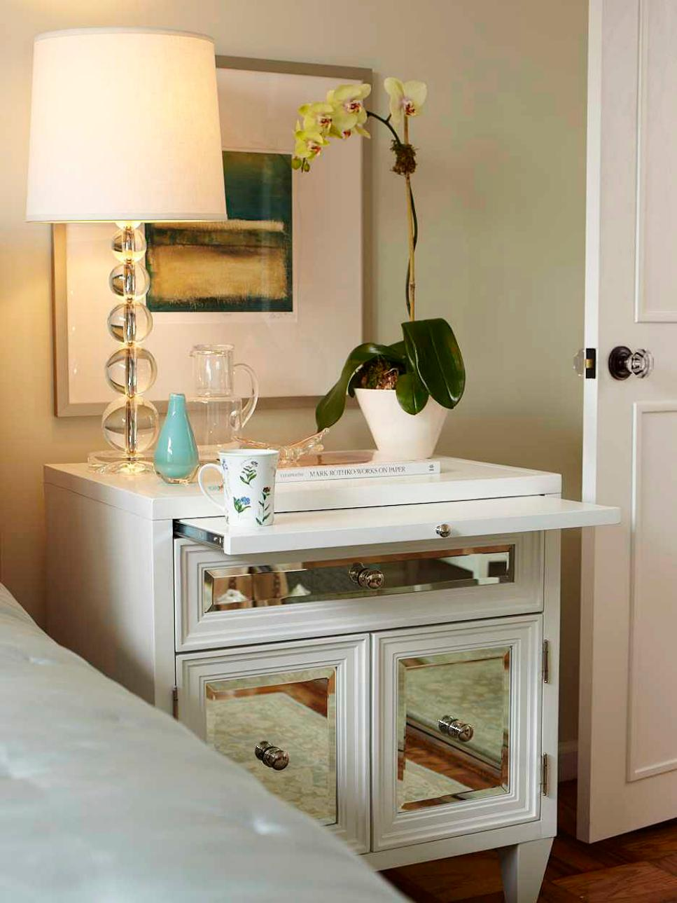 . Spectacular Mirror Furniture Designs   HGTV