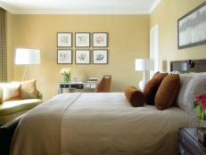 Multipurpose Master Suite Bedroom