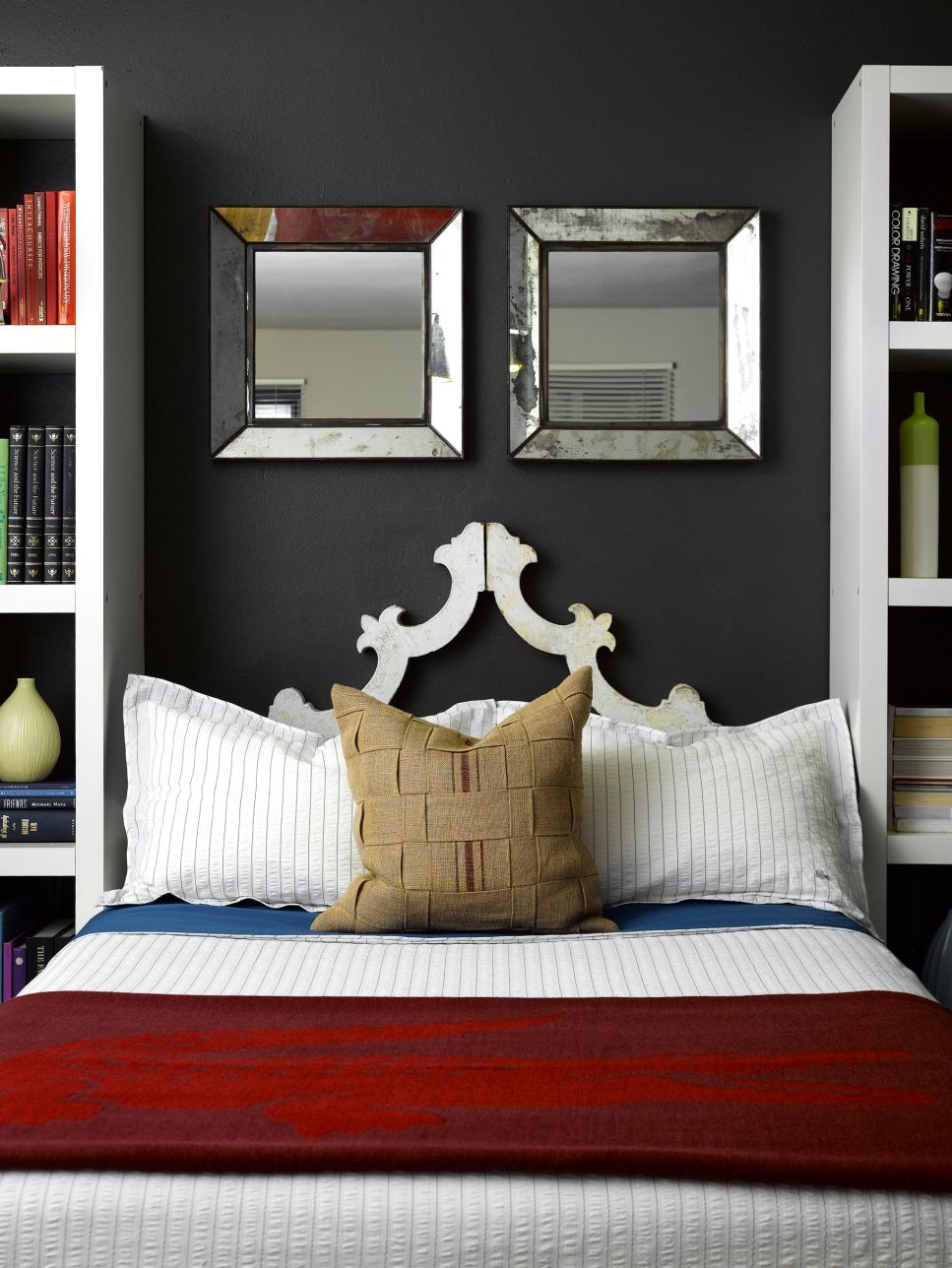 Dreamy bedroom mirrors hgtv for Looking for a 4 bedroom