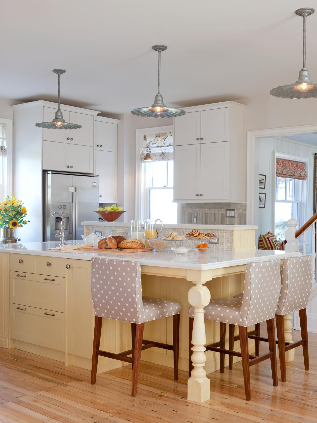Rustic Kitchen Islands Ideas & Tips From HGTV