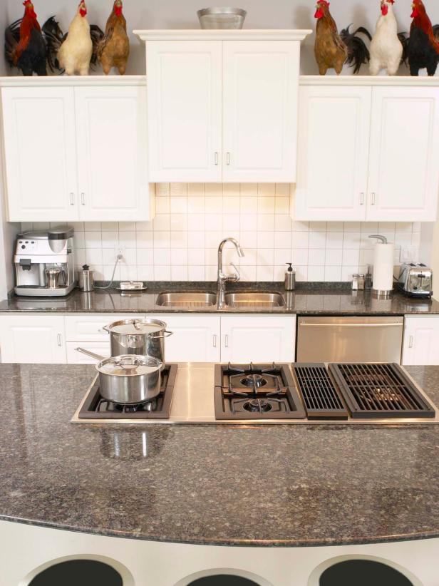 Minimize your cost for granite countertops hgtv for 3 4 inch granite countertops