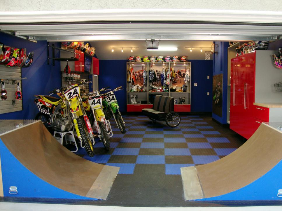 garage game ideas - 10 Great Garage Conversions