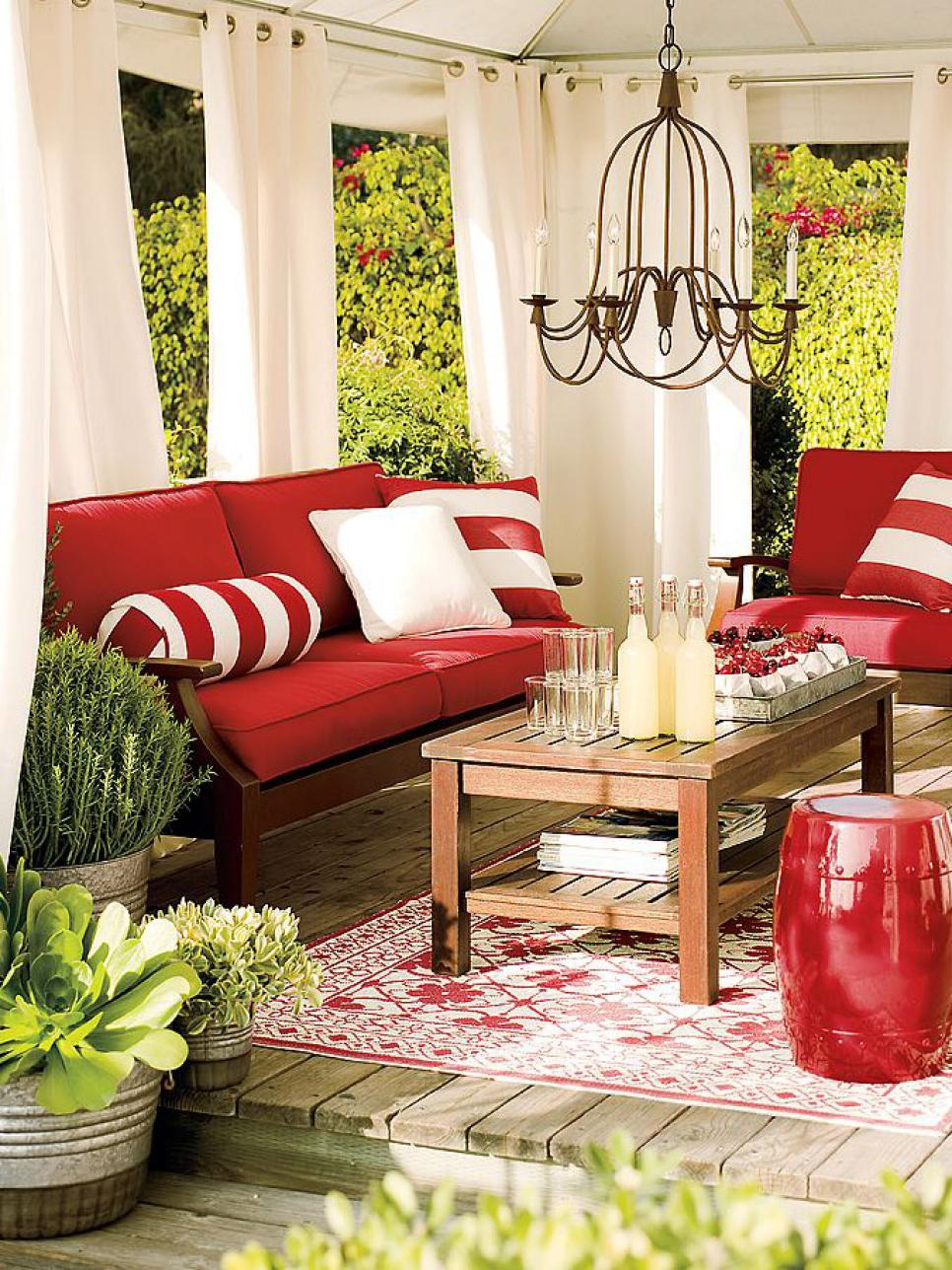 outdoor living spaces gallery  mp pottery barn outdoor room sxjpgrendhgtvcom