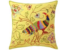 pillow Toucan Lemondrop