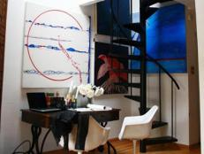 Nina Ferrer Contemporary Office