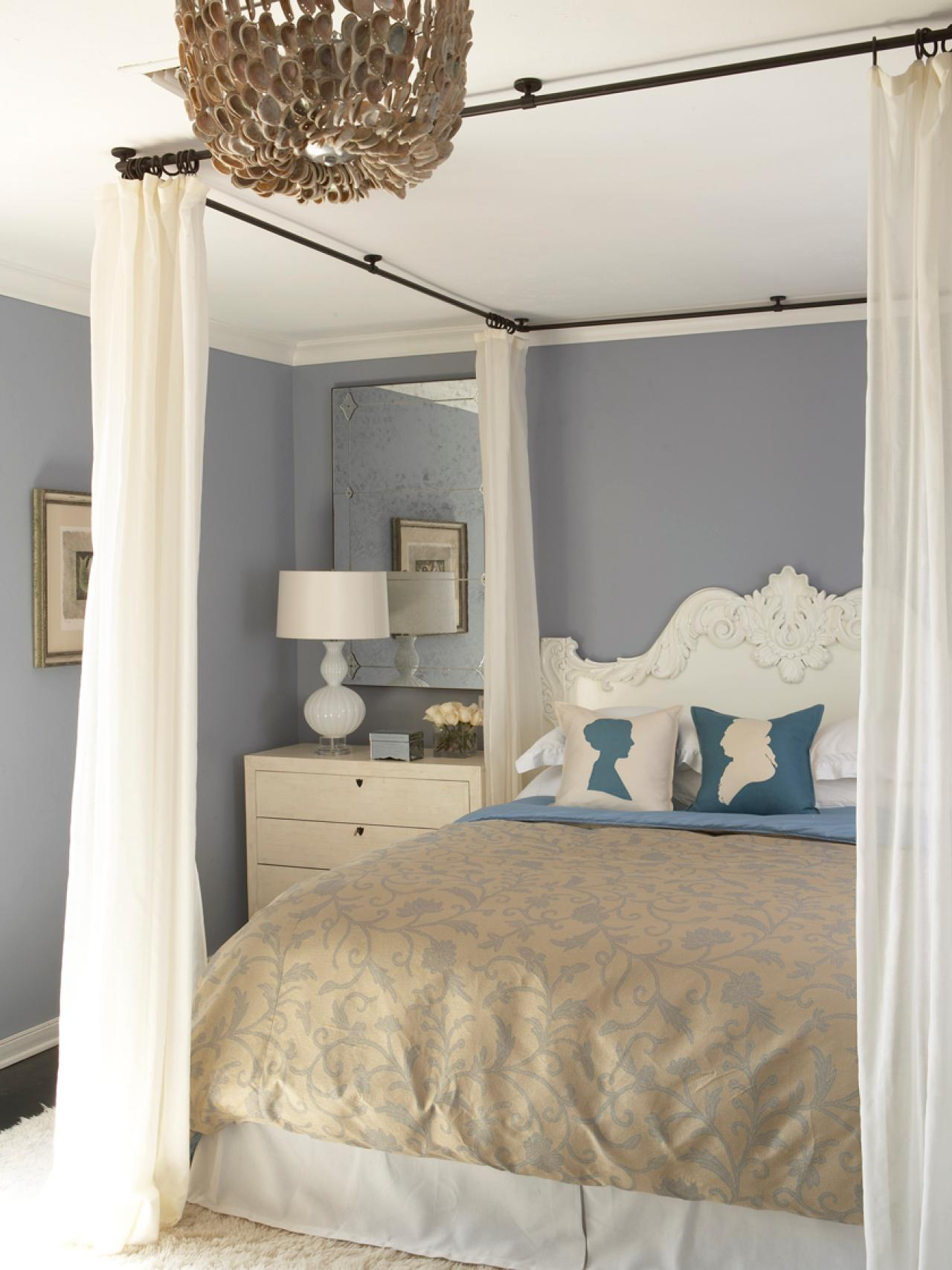 Canopy Bed Ideas Bedrooms Amp Bedroom Decorating Ideas Hgtv