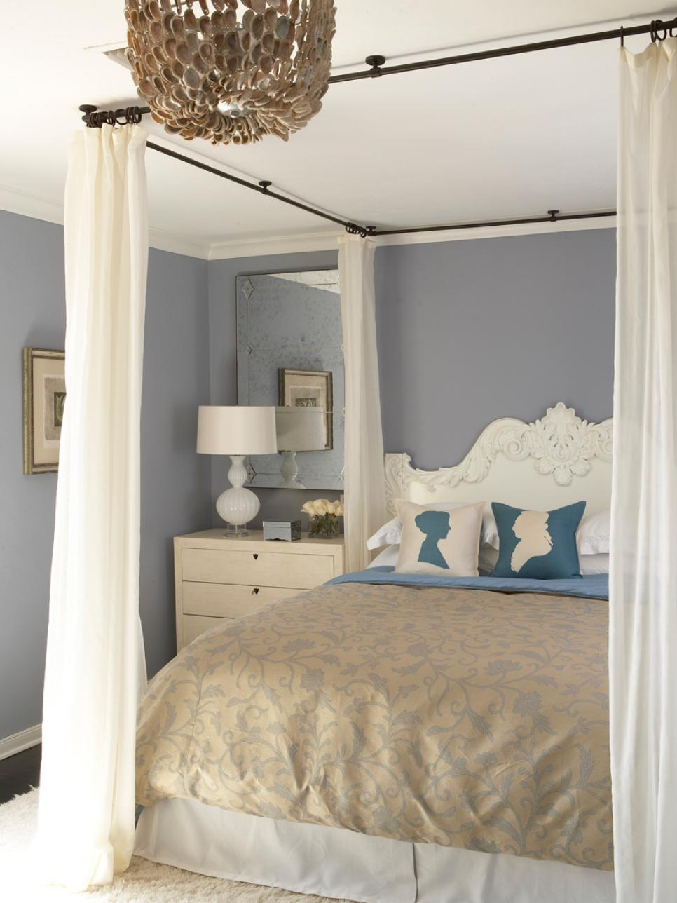 canopy bed ideas | hgtv