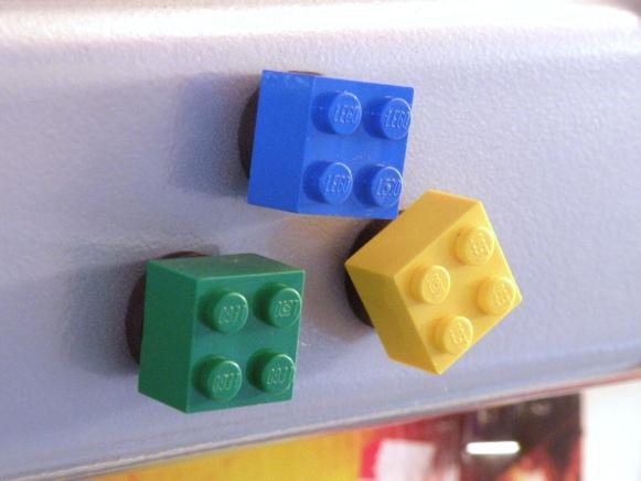 Lego Magnets