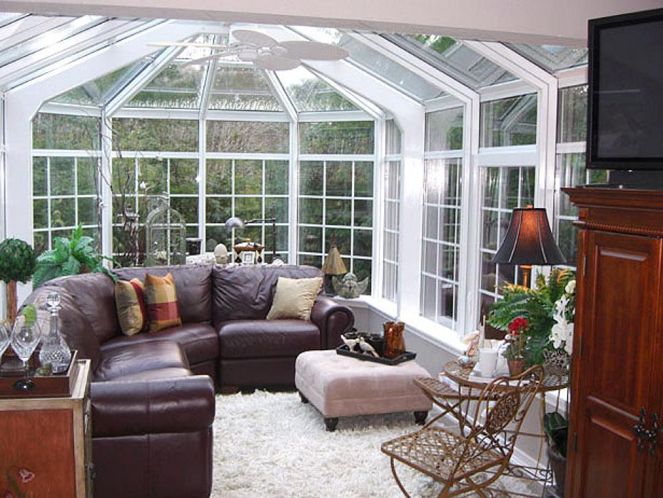 Conservatory Sunrooms Hgtv