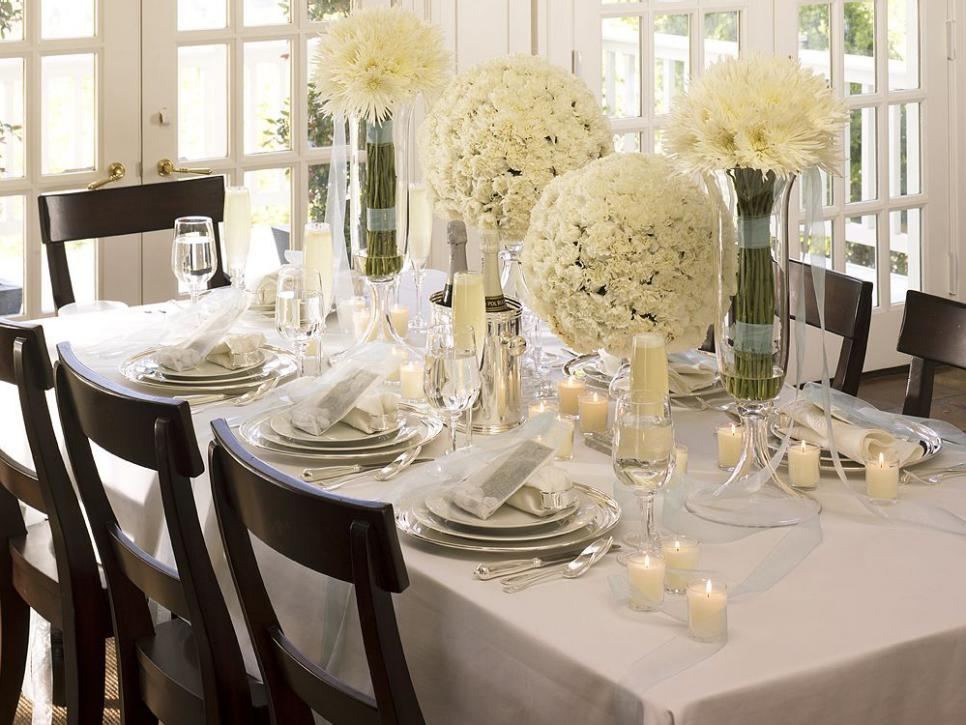 5 Easy Ideas For An Elegant Dinner Party Hgtv