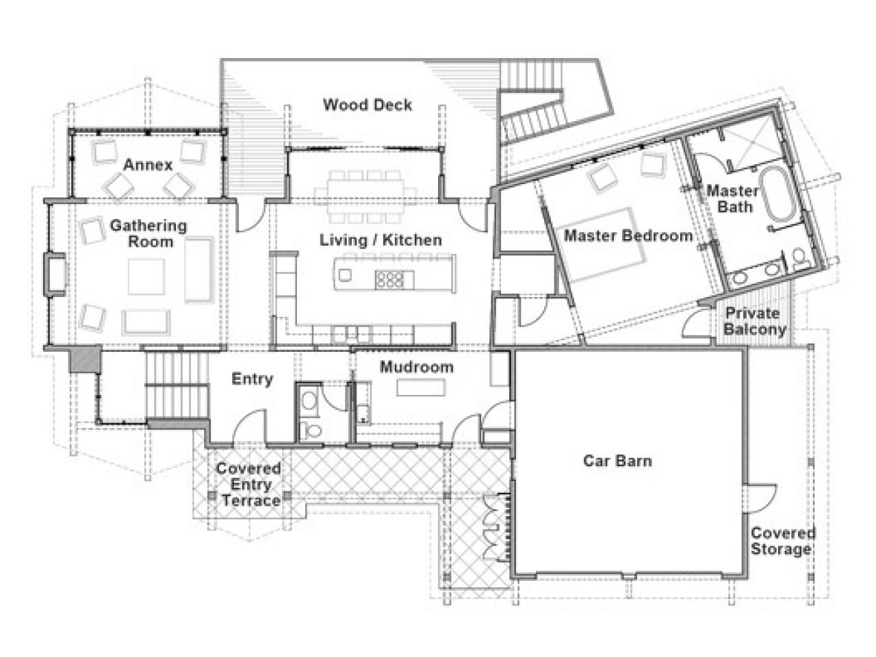 Hgtv dream home 2011 floor plan pictures and video from for Dream home blueprints