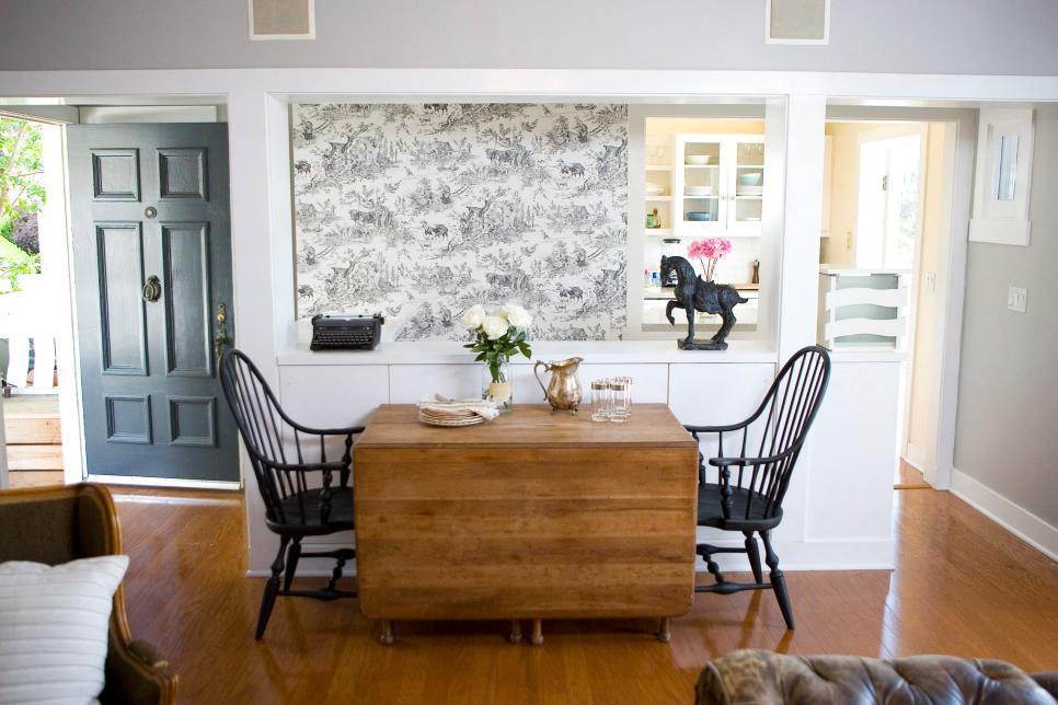 Budget Friendly Living Rooms Hgtv