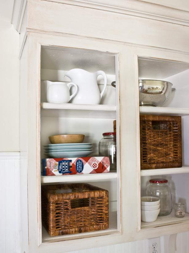 Customize Your Kitchen Cabinets: Antiquing Anyone?
