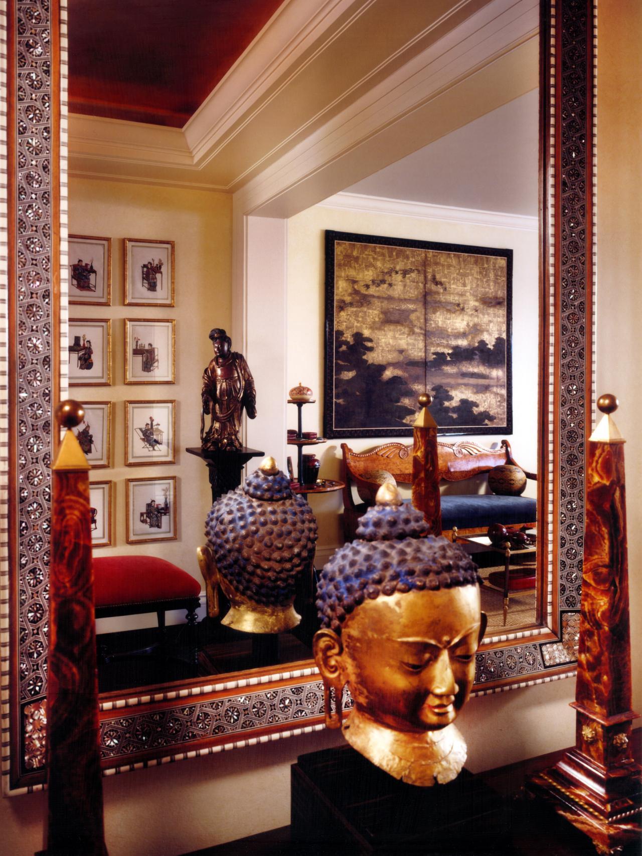 Japanese Foyer Design : Photo page hgtv