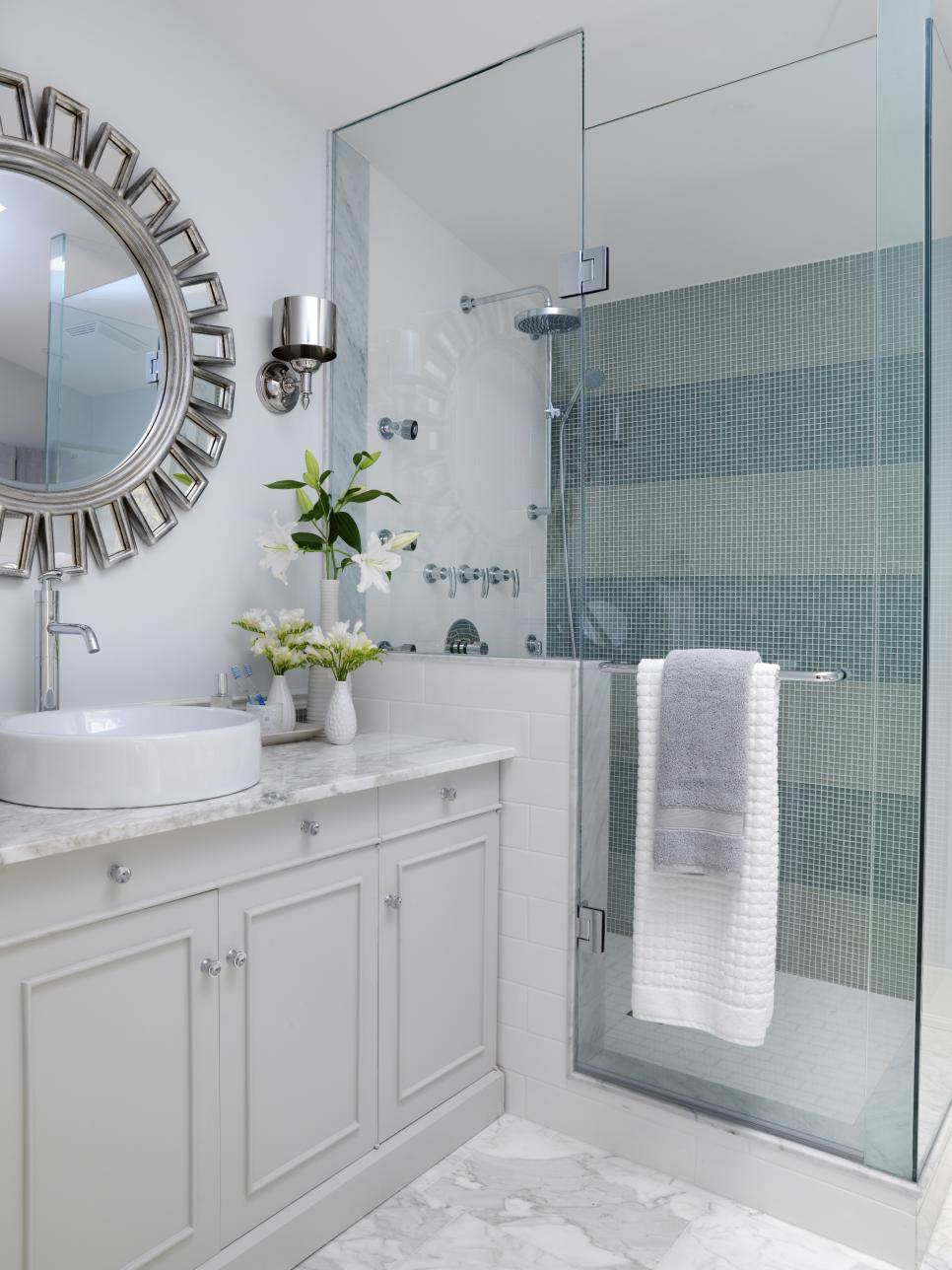 Astounding Bathroom Ideas Designs Hgtv Largest Home Design Picture Inspirations Pitcheantrous