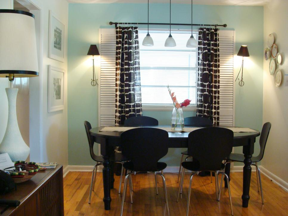 Ecelctic home decor and decorating ideas hgtv for Dining room 101 heswall