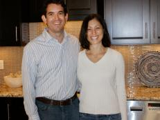 Homeowners Chris And Jill Van Beke Await Basement Makeover