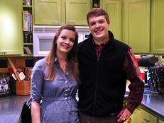 Homeowners, Lisa and Thomas Krajewski