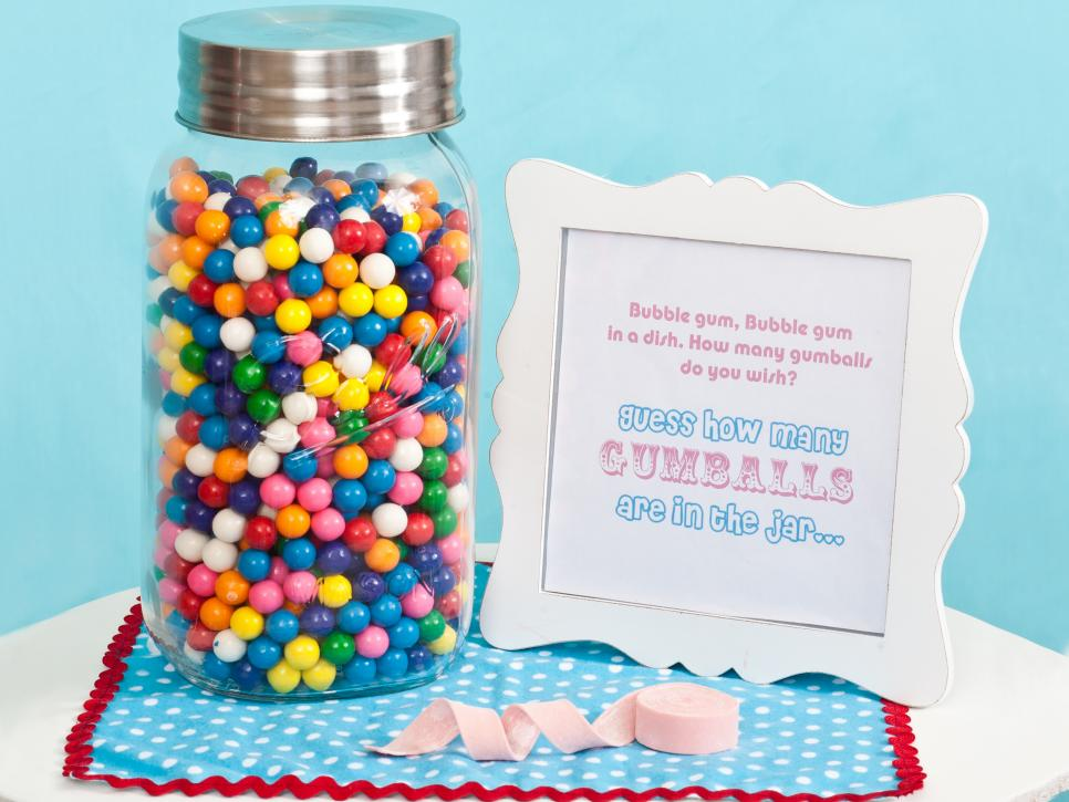 Kids Vintage Inspired Gumball Birthday Party Hgtv