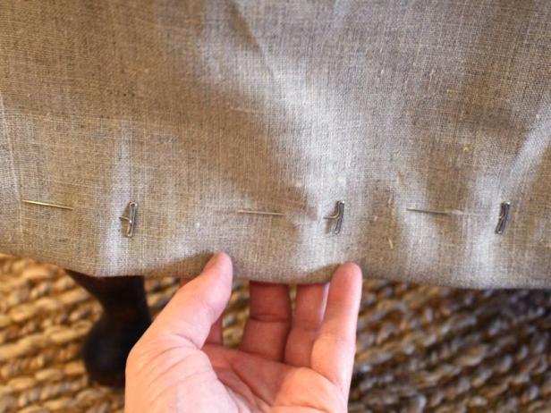 Hem the Fabric