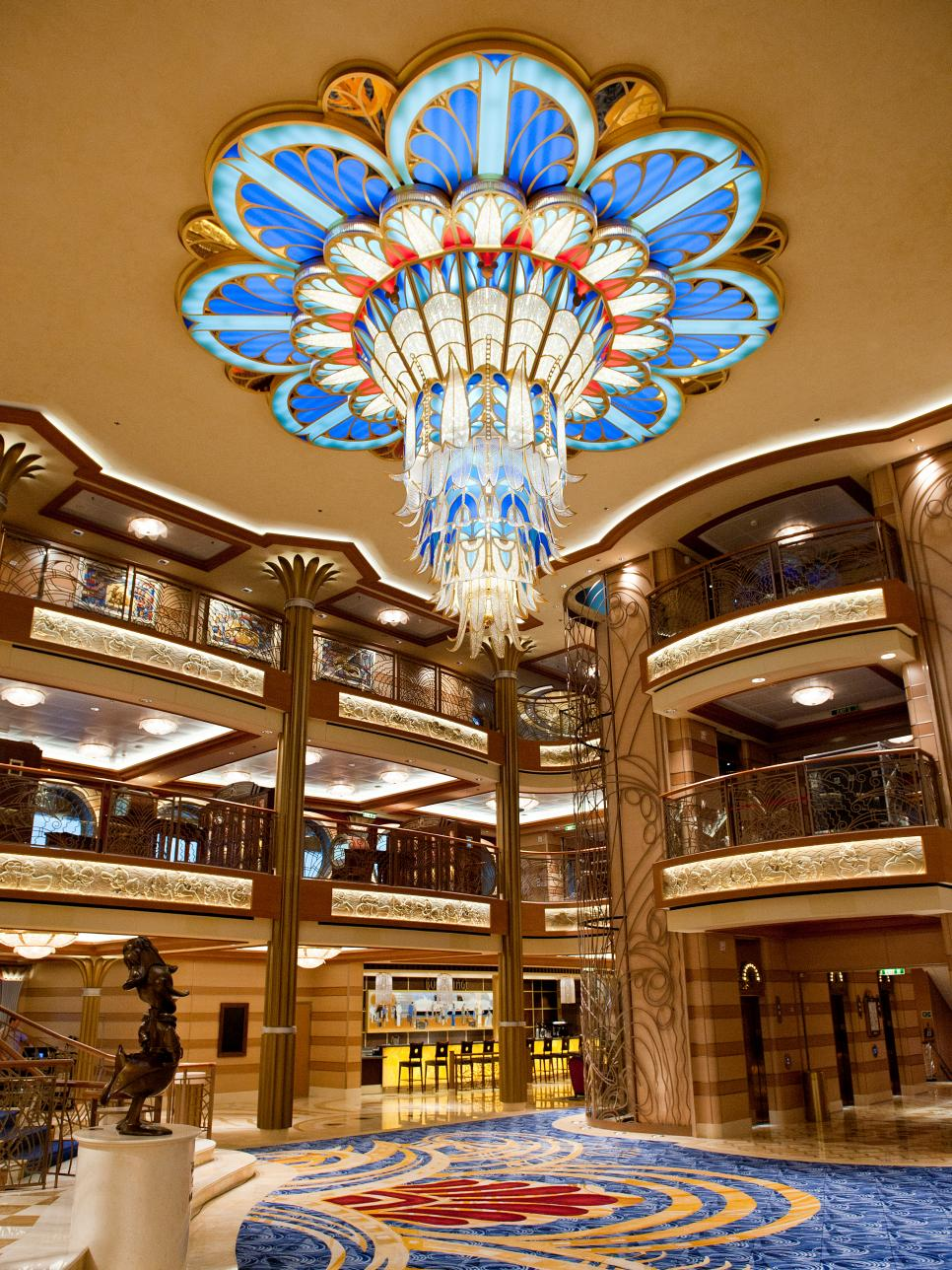Take An All Access Tour Of The Disney Dream Cruise Ship